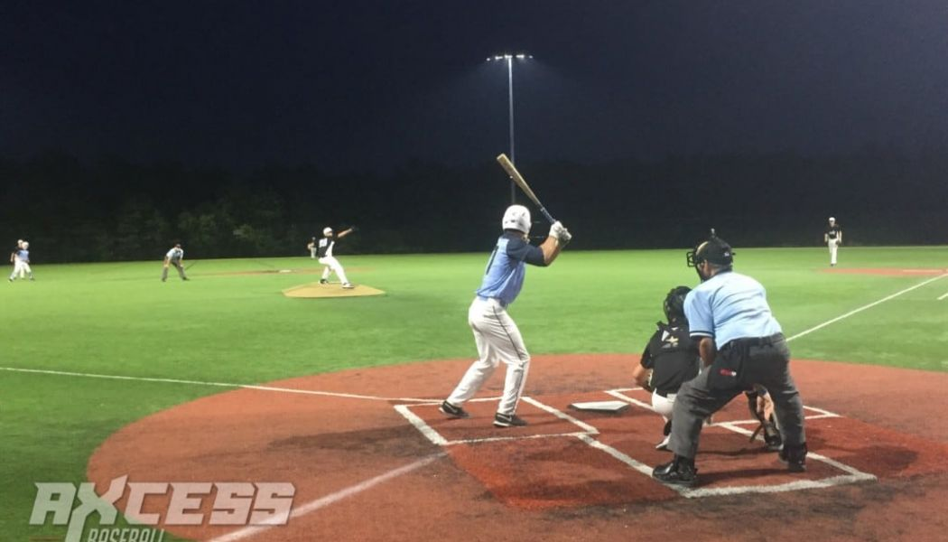 Elite Takes First Place From Grit Baseball in Dominant Win