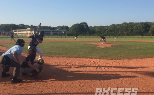 LI Patriots Come From Behind to Beat LI Black Diamonds, 5-3