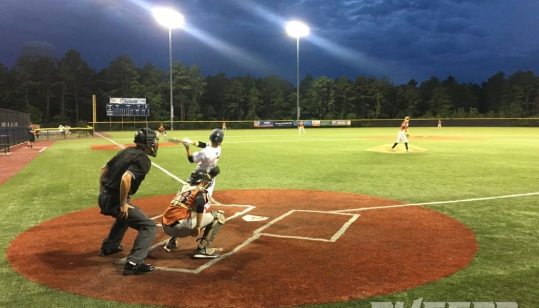 Southshore Crawfish and LIB Prime Tie 5-5 in Boys of Summer Action