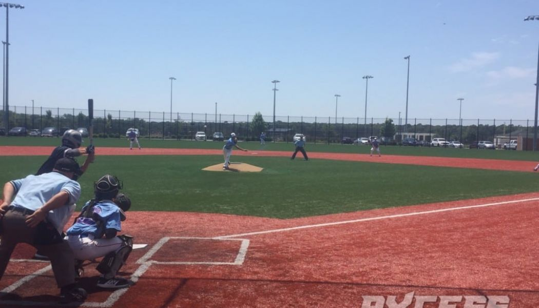 Strong LI Expos Team Remains in First With DH Sweep of Huntington Blue Devils