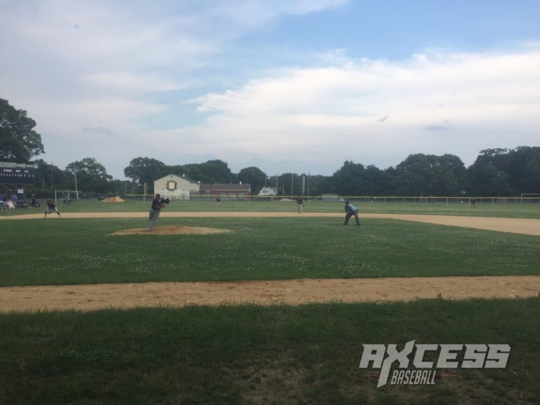 LI Titans Giaco Come Out On Top In Pitchers Duel, 1-0, Over Team Reyes