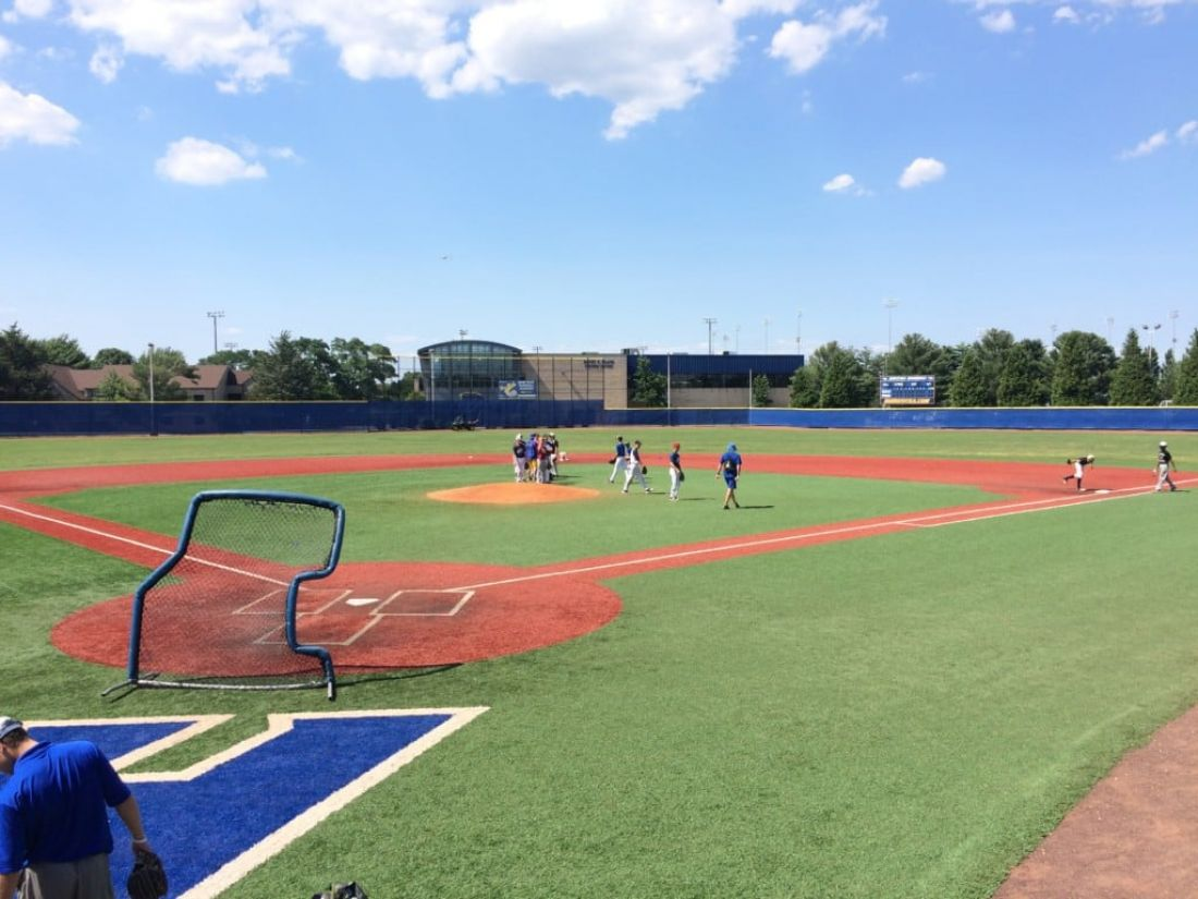 Recap of Week 4 of the New York Baseball Academy at Hofstra