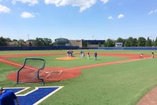Recap of Week 3 of the New York Baseball Academy at Hofstra