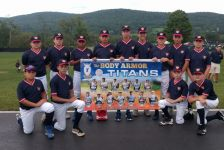 12U Body Armor Titans Win First Place in 104-Team Cooperstown Tournament