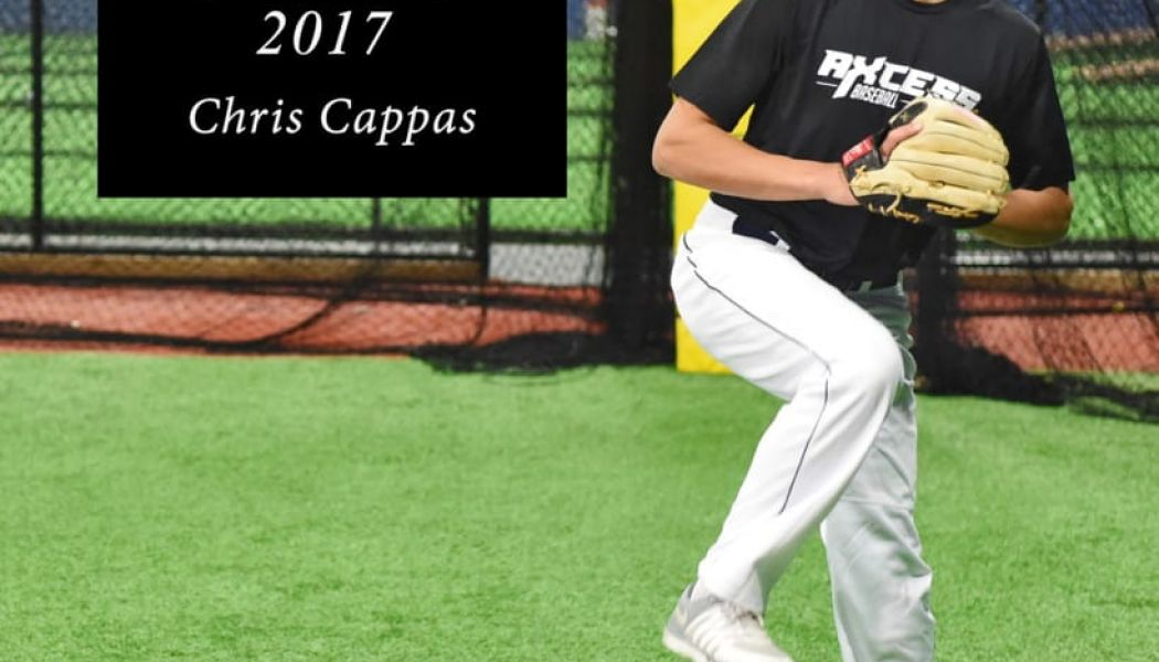 Chris Cappas Reflects on Successful 2017