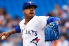 Marcus Stroman Notches Career-High 12th Win of Season