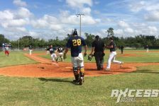 Next Level Baseball Takes First Two Games of Tournament