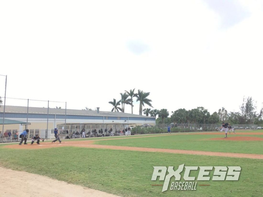 Motus Academy Ride Hot Bats to an 8-0 Victory Over Ontario Terriers