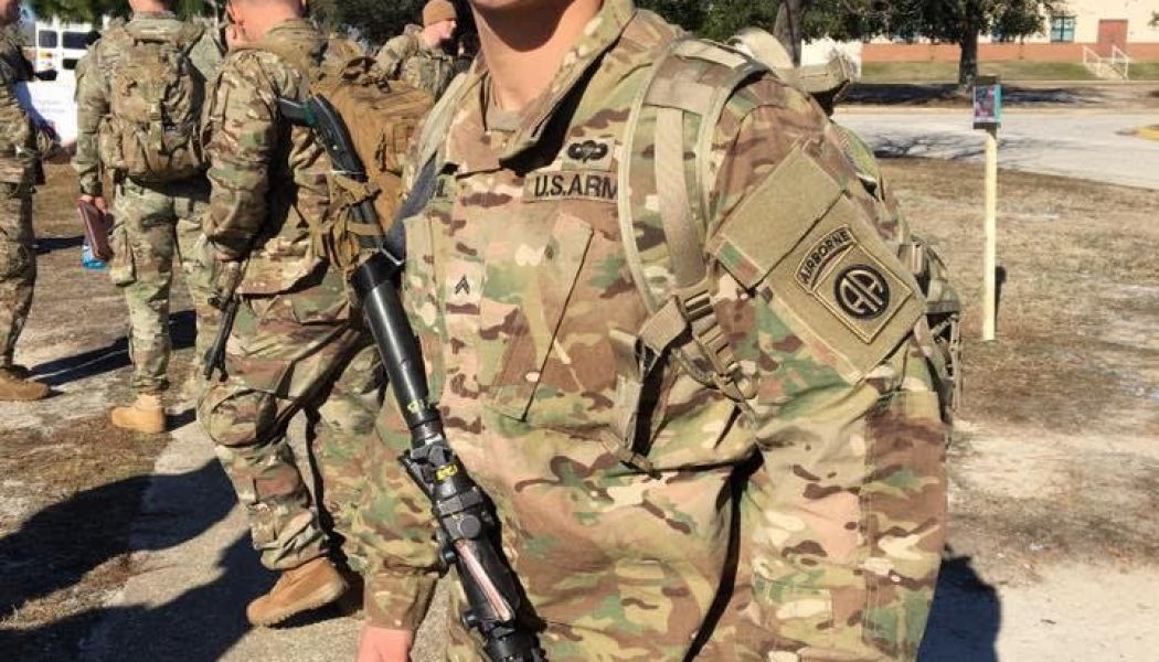 Veterans Day: Brandon Stahl On Deciding to Join the Army After Baseball