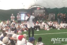 Marcus Stroman Hosts Pro Camp at Hofstra University