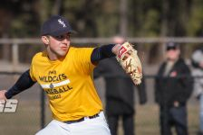 Brian Morrell Fires Fifth Career No-Hitter, Fans 15 in 7-0 Win