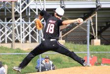 Patch Dooley Takes No-Hitter Into Sixth, Hills East Wins 7-4