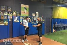 Neal's Knowledge: What Should a January Throwing Program Consist Of?