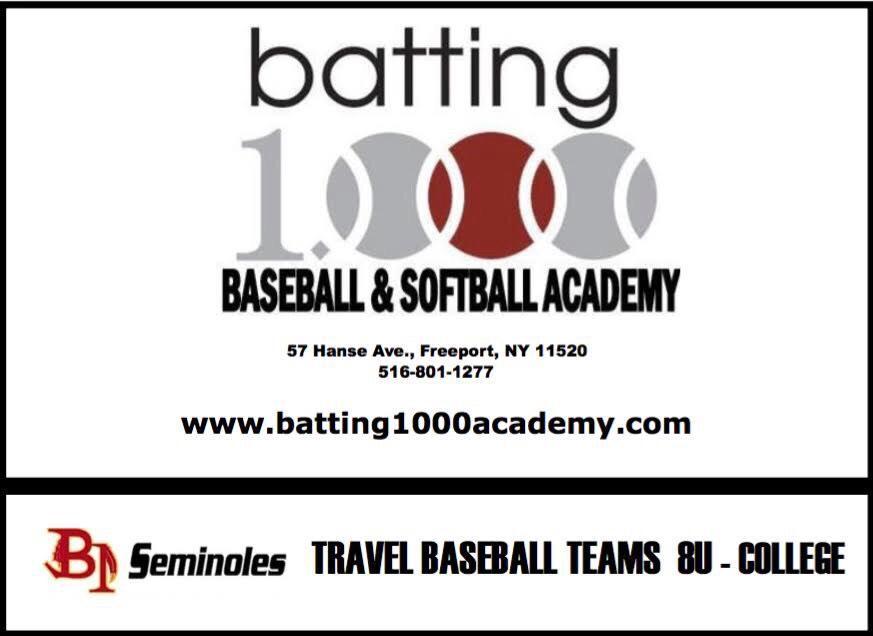 Batting 1.000