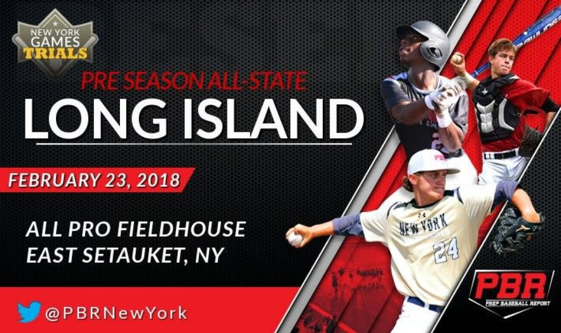 Prep Baseball Report to Host LI Showcase on February 23