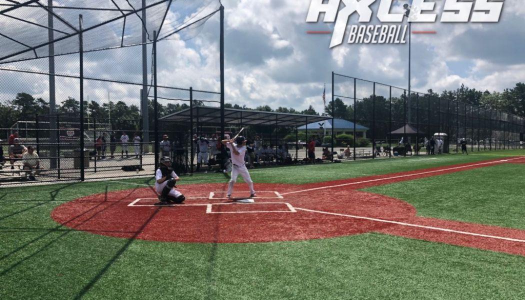 ECR Day 2 Blog - Axcess Baseball